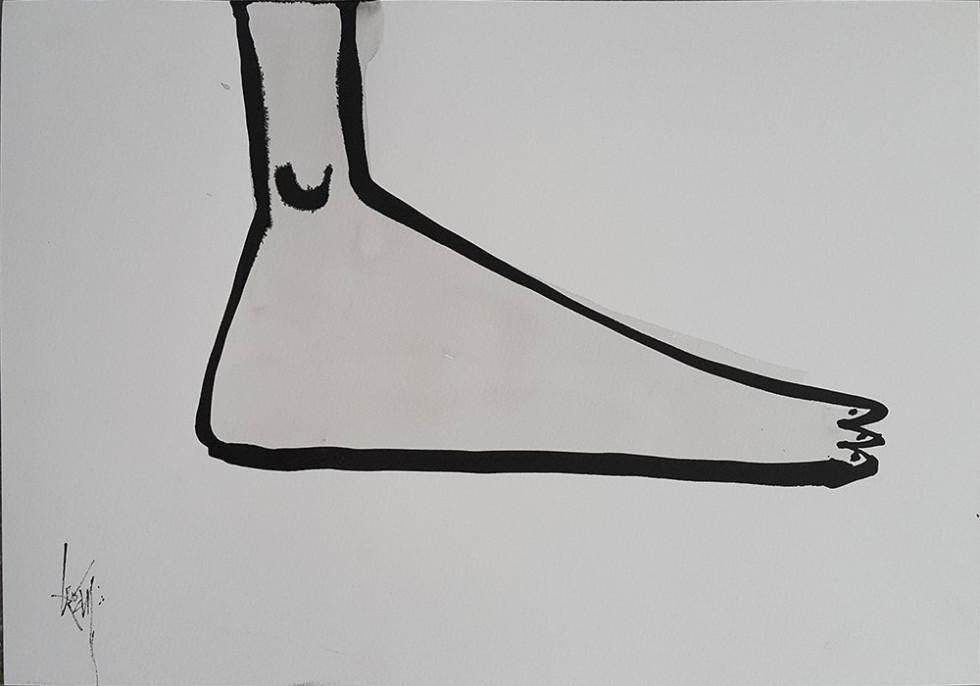FOOT #1