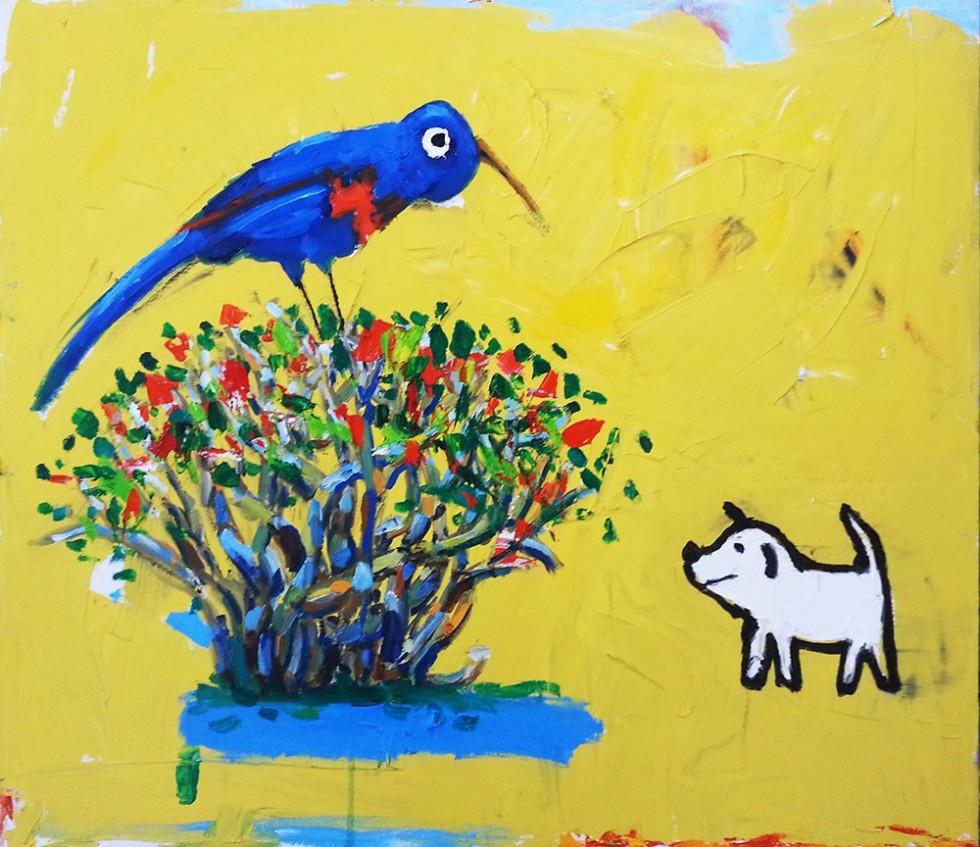 BIRD AND DOG