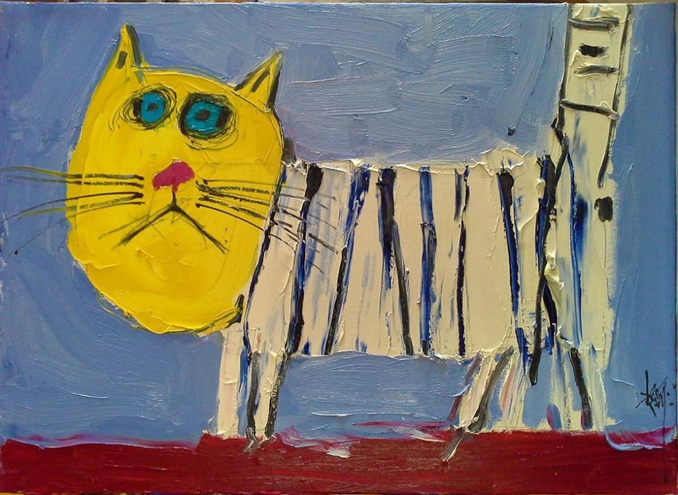 CAT #4
